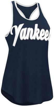 New York Yankees G-iii Sports Women's Oversize Logo Tank