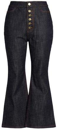 High-Rise Kick-Flare Jeans
