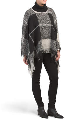 Even Better Boucle Poncho