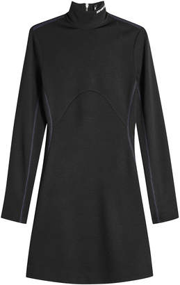 Calvin Klein Virgin Wool Dress