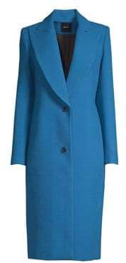 Smythe Wool Button-Front Jacket