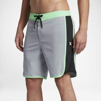 "79ea284d5c at Nike · Nike Hurley Phantom Motion Stripe Men's 18"" (45.5cm approx.) Board  Shorts"