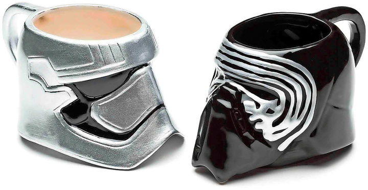 STAR WARS Disney Star Wars Kylo Ren and Captain Phasma Set of 2 Mugs