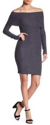 LAmade Veronica Off the Shoulder Body-Con Dress