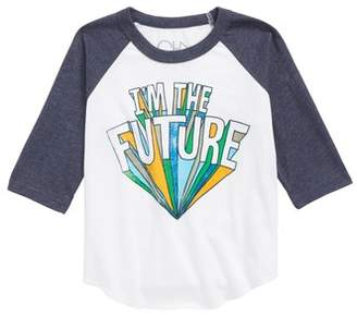 Chaser I'm the Future Raglan T-Shirt