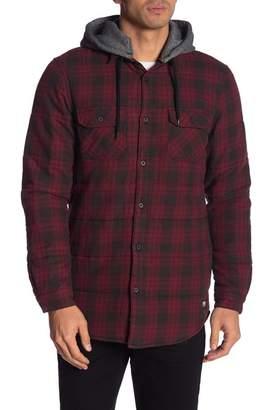 Globe Alford III Plaid Long Sleeve Standard Fit Shirt