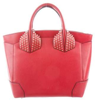 Christian Louboutin Eloise Studded Leather Tote