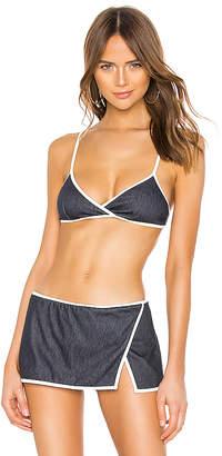 Solid & Striped Mazie Bikini Top