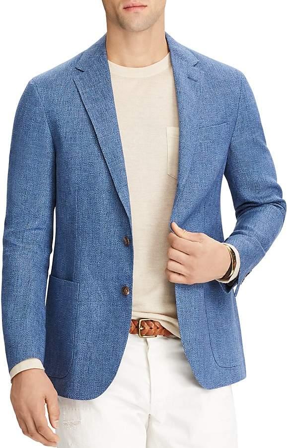 Polo Ralph LaurenPolo Ralph Lauren Morgan Linen Slim Fit Sport Jacket