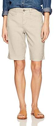 NYDJ Women's Catherine Short in Stretch Linen