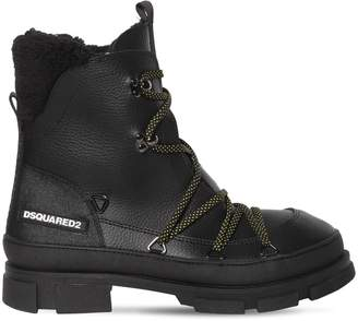 DSQUARED2 Tech Ankle Snow Boots