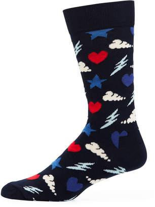 Happy Socks Men's Storm Socks