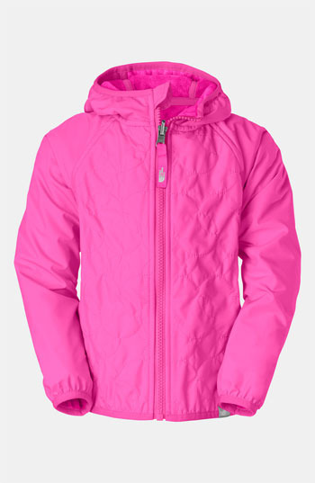 The North Face 'Lil Breeze' Reversible Jacket (Toddler Girls)