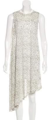 Elizabeth and James Sleeveless Casual Dress