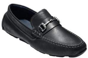 Cole Haan Kelson Moc-Toe Leather Loafers