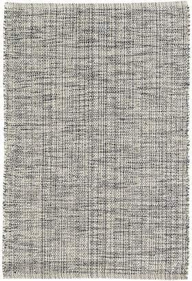 Dash & Albert Marled Cotton Woven Rug, 60 x 91cm