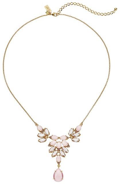 Kate SpadeKate Spade New York - Blushing Blooms Mini Necklace Necklace
