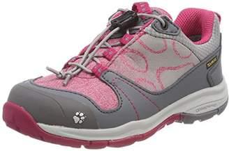 Jack Wolfskin Girls' Grivla Texapore Low G Hiking Shoe