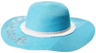 Mud Pie Sequin Mermaid Hat Caps