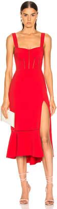 Jonathan Simkhai for FWRD Bustier Dress