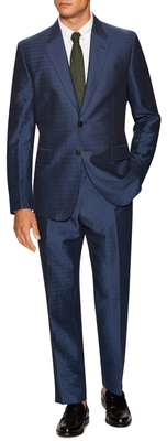Paul SmithNotch Collar Suit