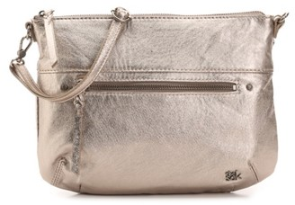 The Sak Oleta Leather Crossbody Bag