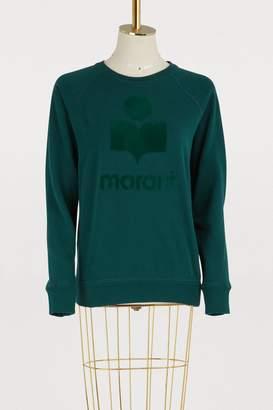 Etoile Isabel Marant Milly cotton sweatshirt