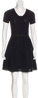 Chanel Knit Mini Dress