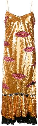 Sachin + Babi Reina sequin dress