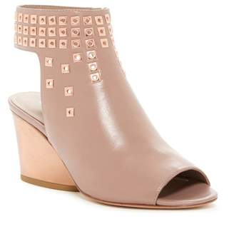 Donald J Pliner Jane Studded Wedge Sandal