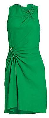 A.L.C. Women's Jina Gathered Mini Dress