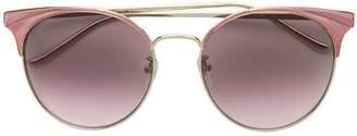 Gucci oversized cat eye sunglasses