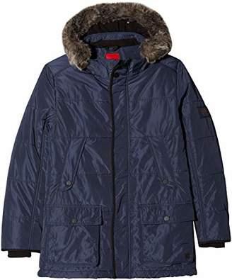 S'Oliver Boys' 62.810.52.7078 Coat, (Dark Blue 5874)