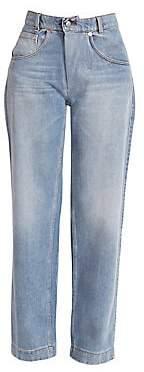 Magda Butrym Women's Stillwater Wide-Leg Jeans