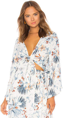 L-Space Brittany Cover Up Top