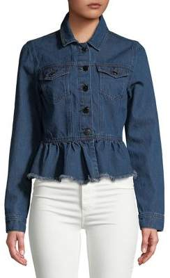 Lord & Taylor Design Lab Pelum Denim Jacket