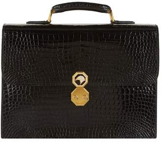 Stefano Ricci Crocodile Diamond Eagle Briefcase