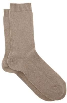 Falke Cosy Ankle Socks - Womens - Grey