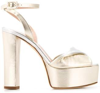 Giuseppe Zanotti Design Sahara platform sandals