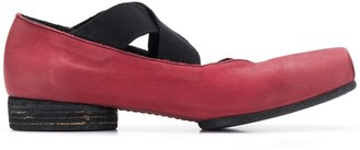 UMA WANG low-heel ballet shoes