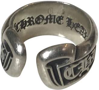 Chrome Hearts Vintage Silver Silver Ring