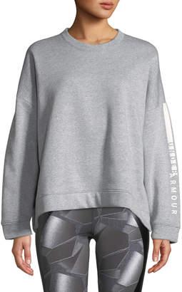Under Armour Rival Fleece Oversized Crewneck Sweatshirt