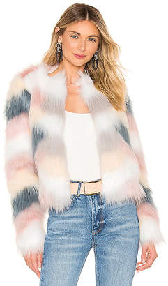 by the way. Shiloh Faux Fur Jacket