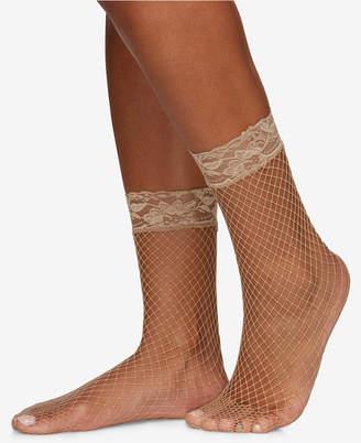 Berkshire Women's Fishnet Anklet Socks 5118