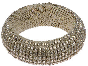 Beaded Glam Bangle