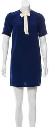 Marni Silk Mini Dress