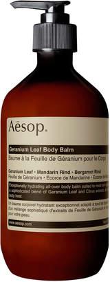 Aesop Geranium Leaf Body Balm