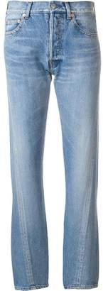 Balenciaga Twisted leg jeans