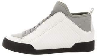 3.1 Phillip Lim Round-Toe Slip-On Sneakers