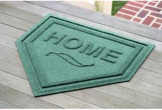 Three Posts Swayzee Home Plate Doormat